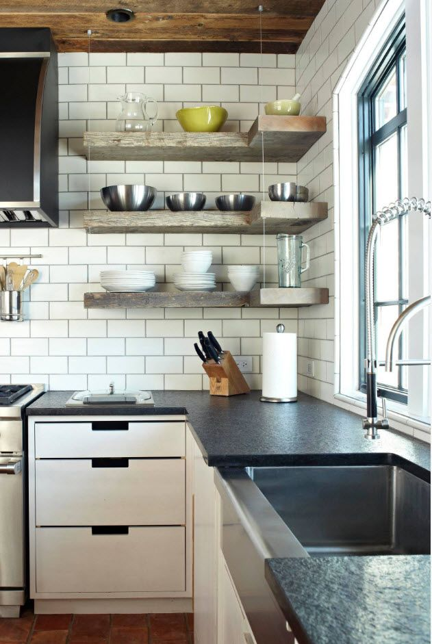 Идеи дизайна угловой кухни c фото и рекомендациями