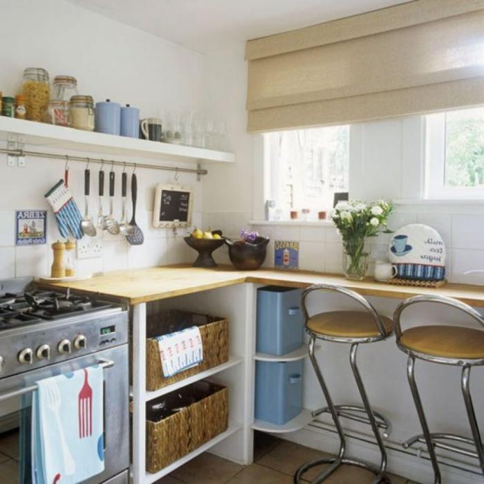 Идеи для дизайна кухни 5-6 метров